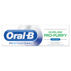 ORAL-B Professional Gumline Pro-Purify Deep Clean