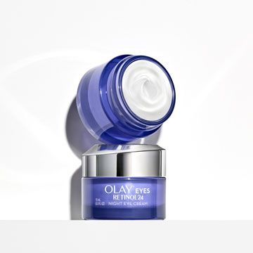 Olay Retinol 24 Night Eye Cream | Fragrance Free, 15ml