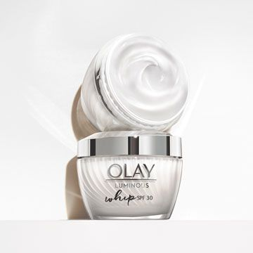 Olay Whips Luminous Face Moisturiser With SPF 30 - SI1