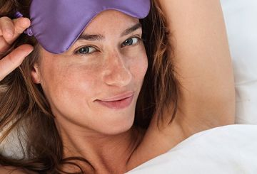 Learn how to do an overnight skin peel at home