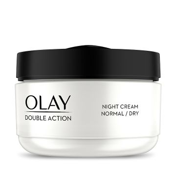Double Action Night Cream