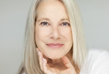 Anti-ageing skin care in your 50s