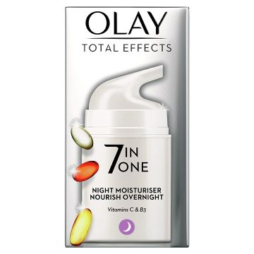 Olay Total Effects night firming moisturiser new SI1