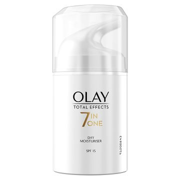Olay Total Effects 7 in 1 anti-ageing day moisturiser