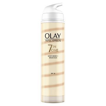 Olay Total Effects 7 in 1 moisturiser and serum duo