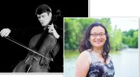 Saturday October 28, 2017 7:30 pm A Passion for StringsJudy Hung, piano and violin Dmitry Babich, cello Lovers of strings, […]