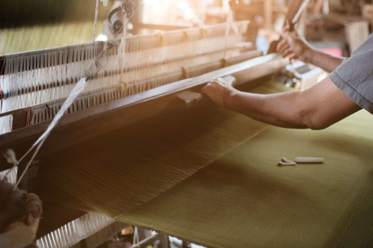 fabryka tkanin