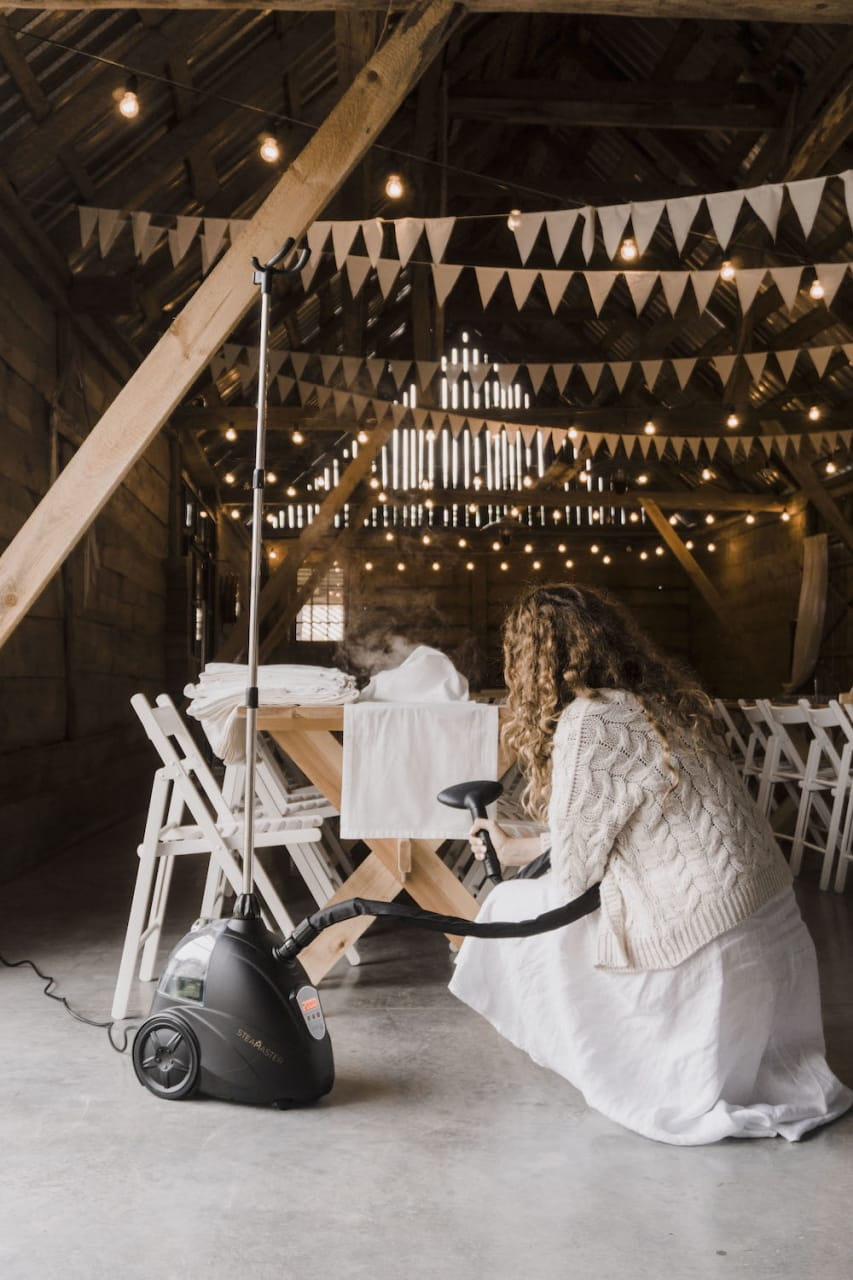 Organizacja przyjęcia weselnego z parownica EM-303