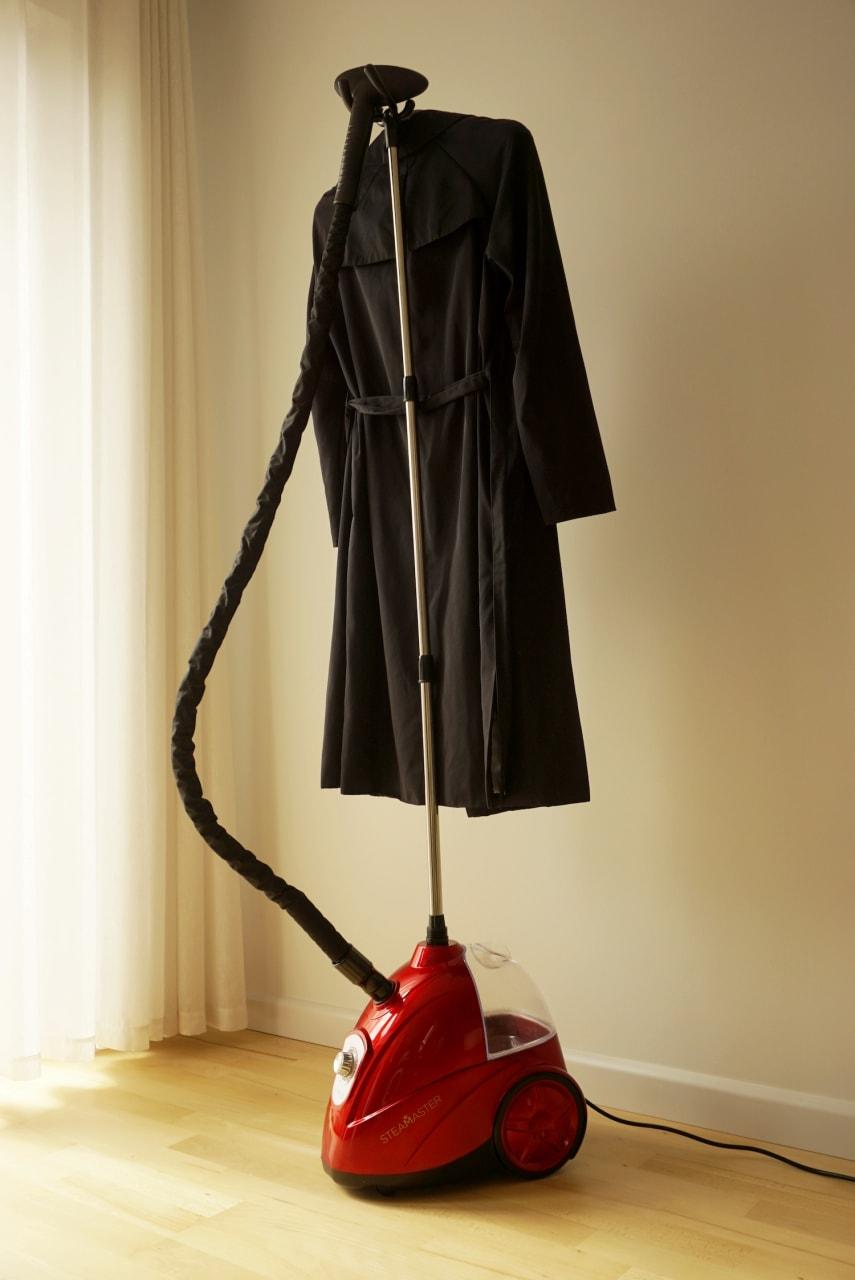 Jesienna garderoba z parownica SteaMaster