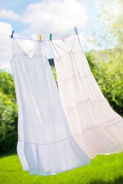 schnące ubranie