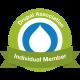 Drupal associate logo