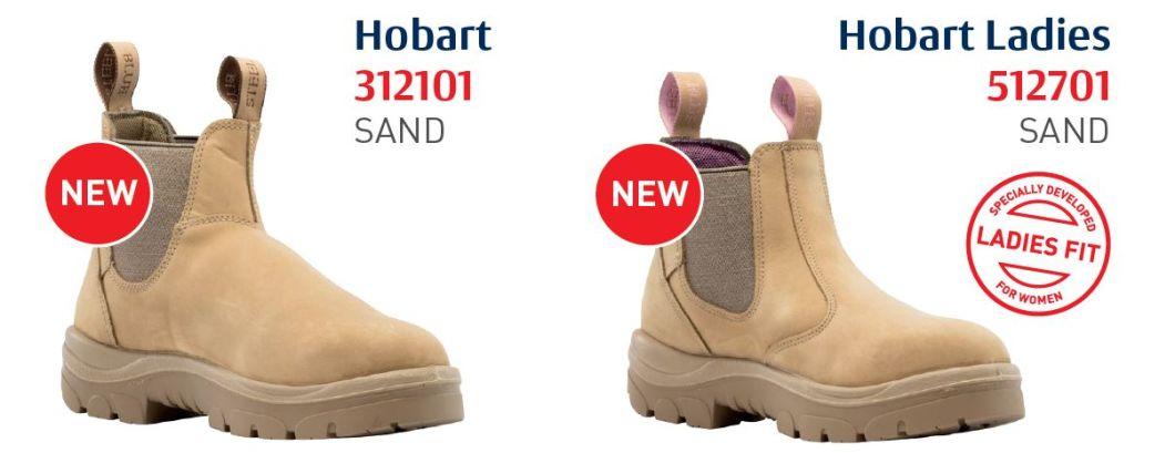 New Hobart Sand – header image