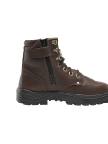 Durable Zip Sided Boots