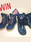 Win a pair of Steel Blue boots signed by <br> the Brisbane Broncos