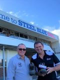 Steel Blue extends commitment to historic Swan Districts Football Club