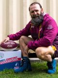 Former State of Origin footballer, Mick Hancock shares his top well-being tips.