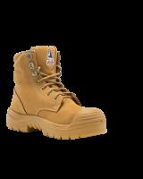 Argyle® Ladies: Nitrile/Bump Cap - Wheat