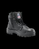 Argyle® Zip: Nitrile / Bump Cap / PR Midsole - Black