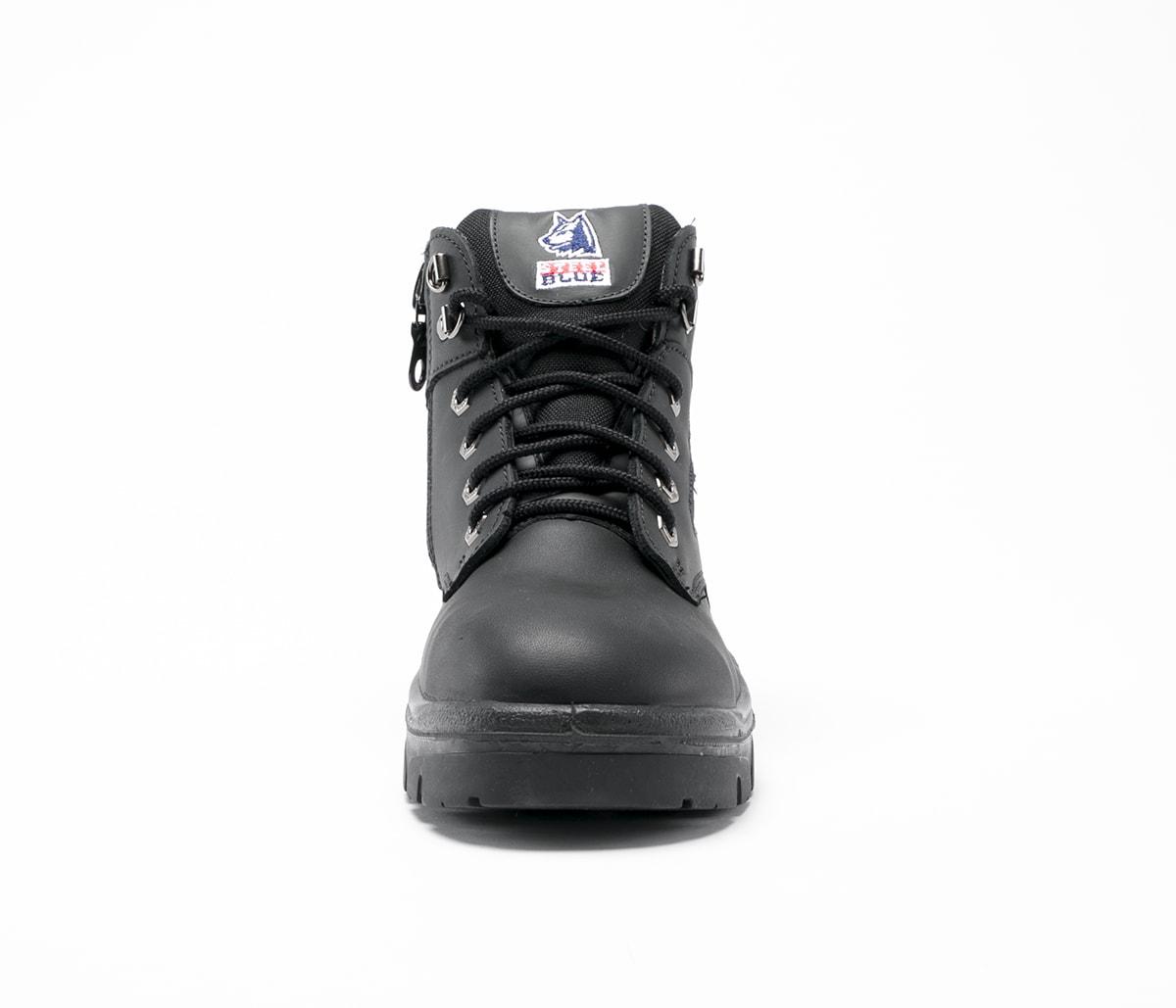 Parkes Zip Ladies - Black