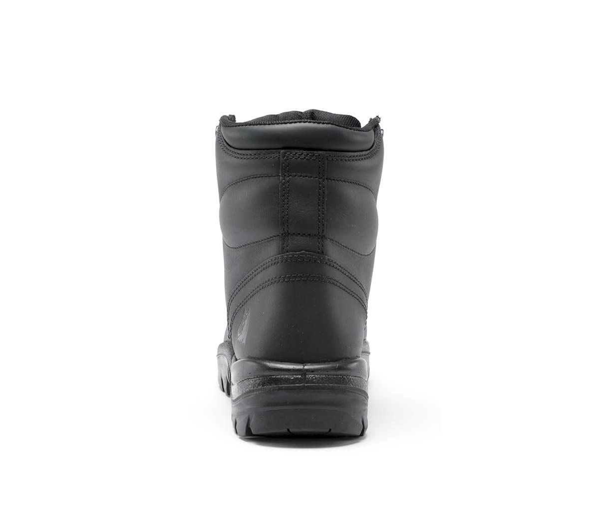 Argyle Met: Nitrile/Bump Cap/PR Midsole - Black