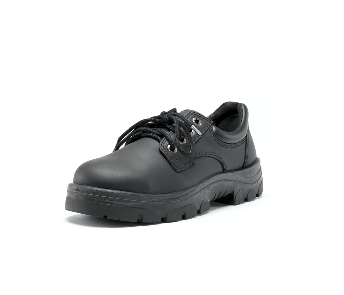1a9520e108ca Eucla Steel Toe Cap Lace-Up Work Shoe