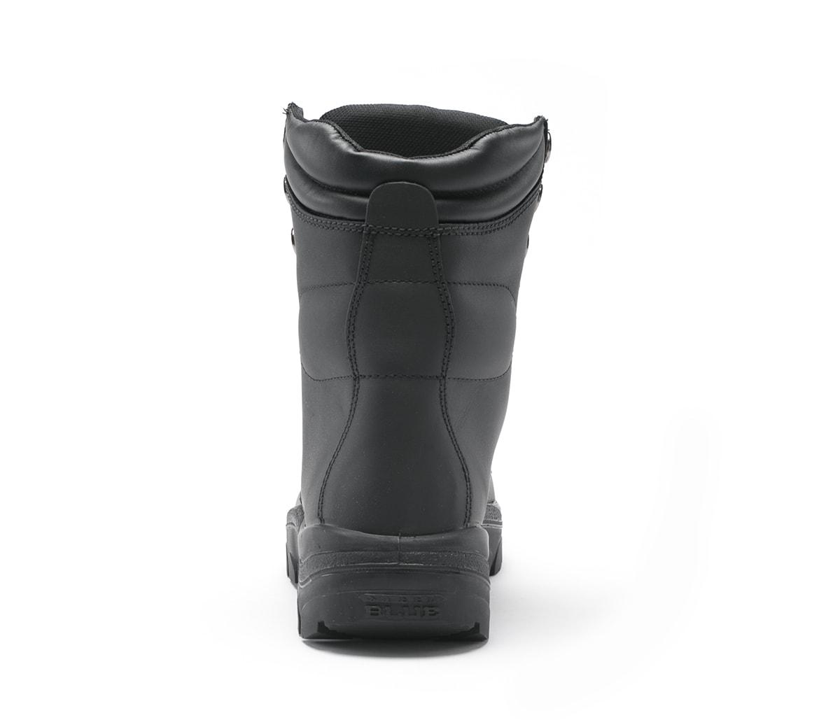 Portland: Nitrile/Bump Cap/PR Midsole - Black
