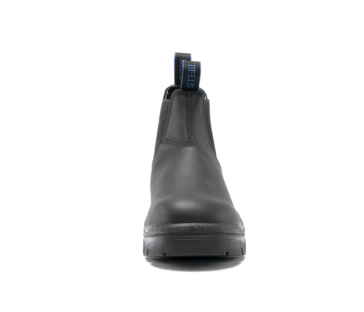 Hobart Soft Toe - Black