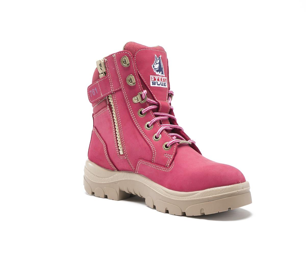 Southern Cross Zip Ladies - Pink