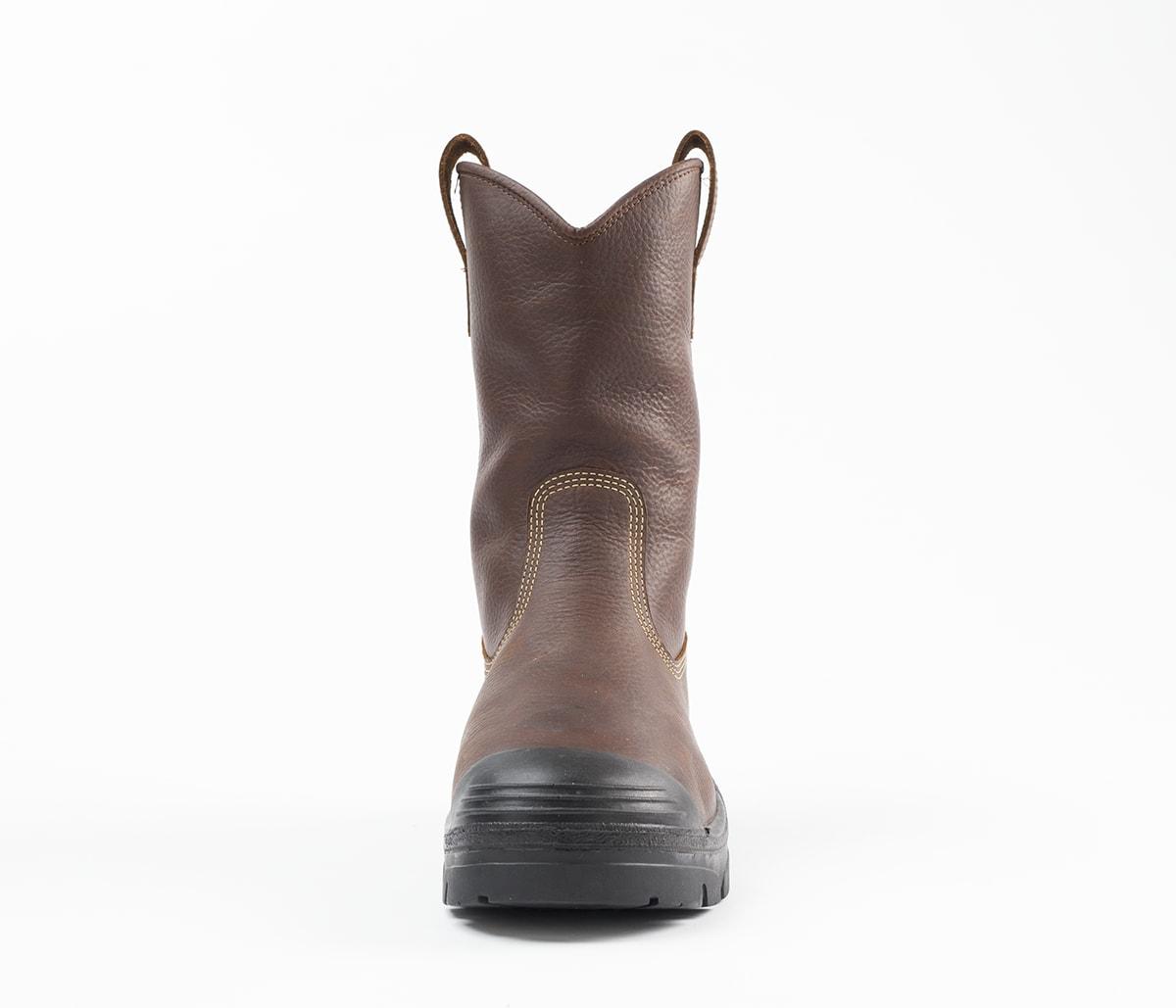 Heeler Met: Waterproof/ Bump Cap - Roble