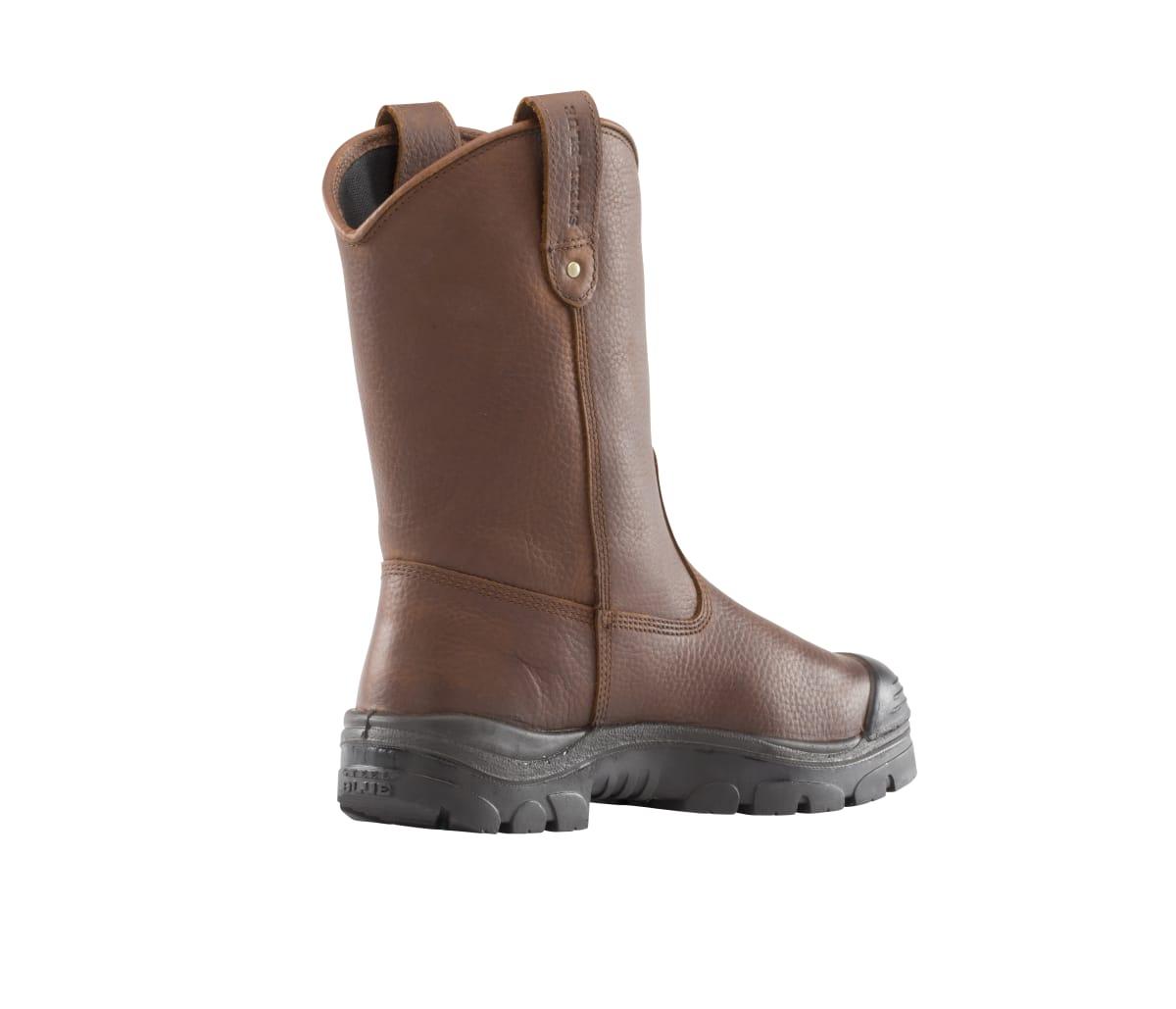 Heeler Met: Waterproof/ Bump Cap S3 - Oak