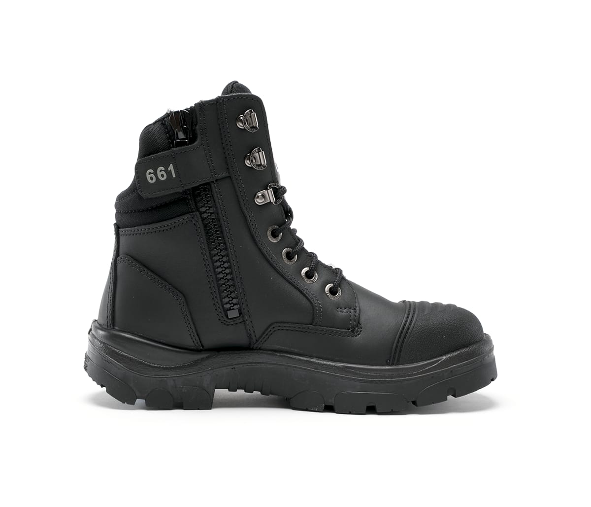 Southern Cross Zip - Black