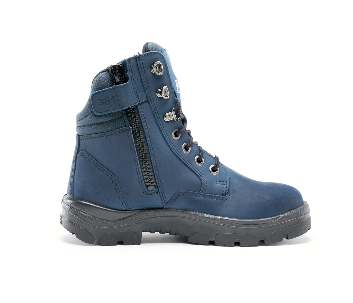 Southern Cross Zip Blue - Blue