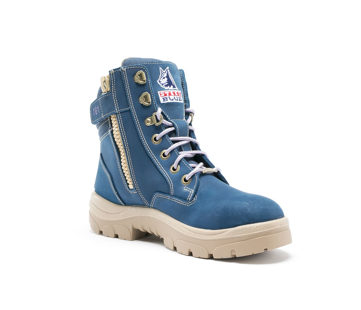 Southern Cross Zip Ladies - Blue