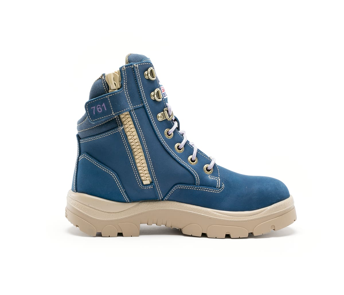 Southern Cross® Zip Ladies - Blue