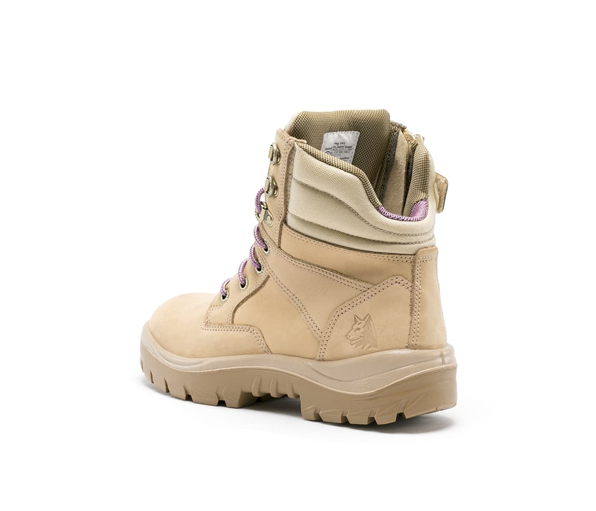Southern Cross Zip Ladies S3 - Sand