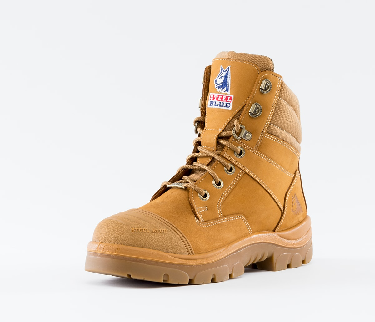 Southern Cross® Zip Scuff Ladies - Wheat