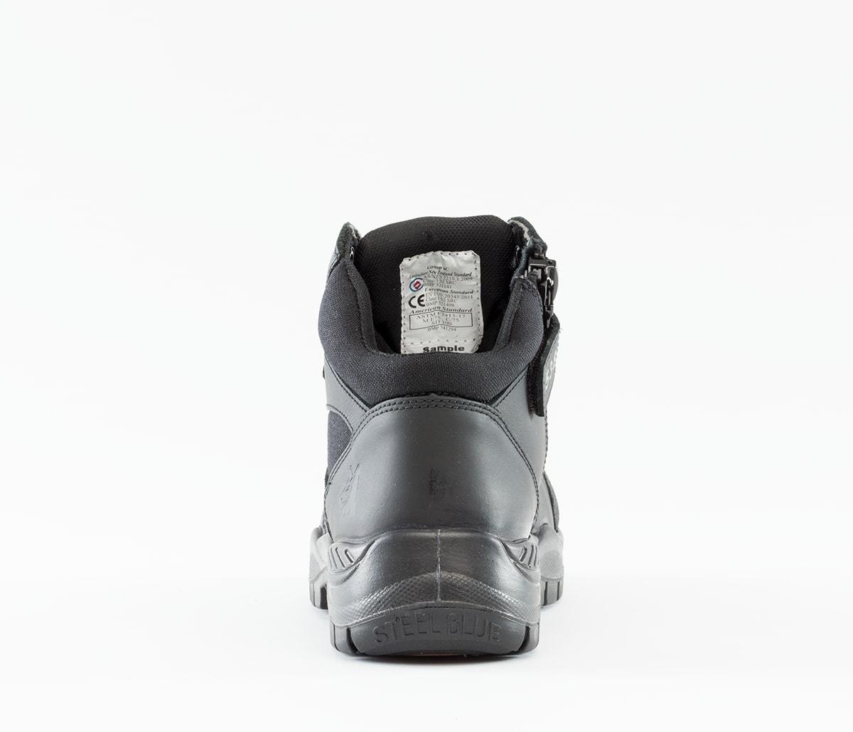 Parkes Zip: Composite - Black