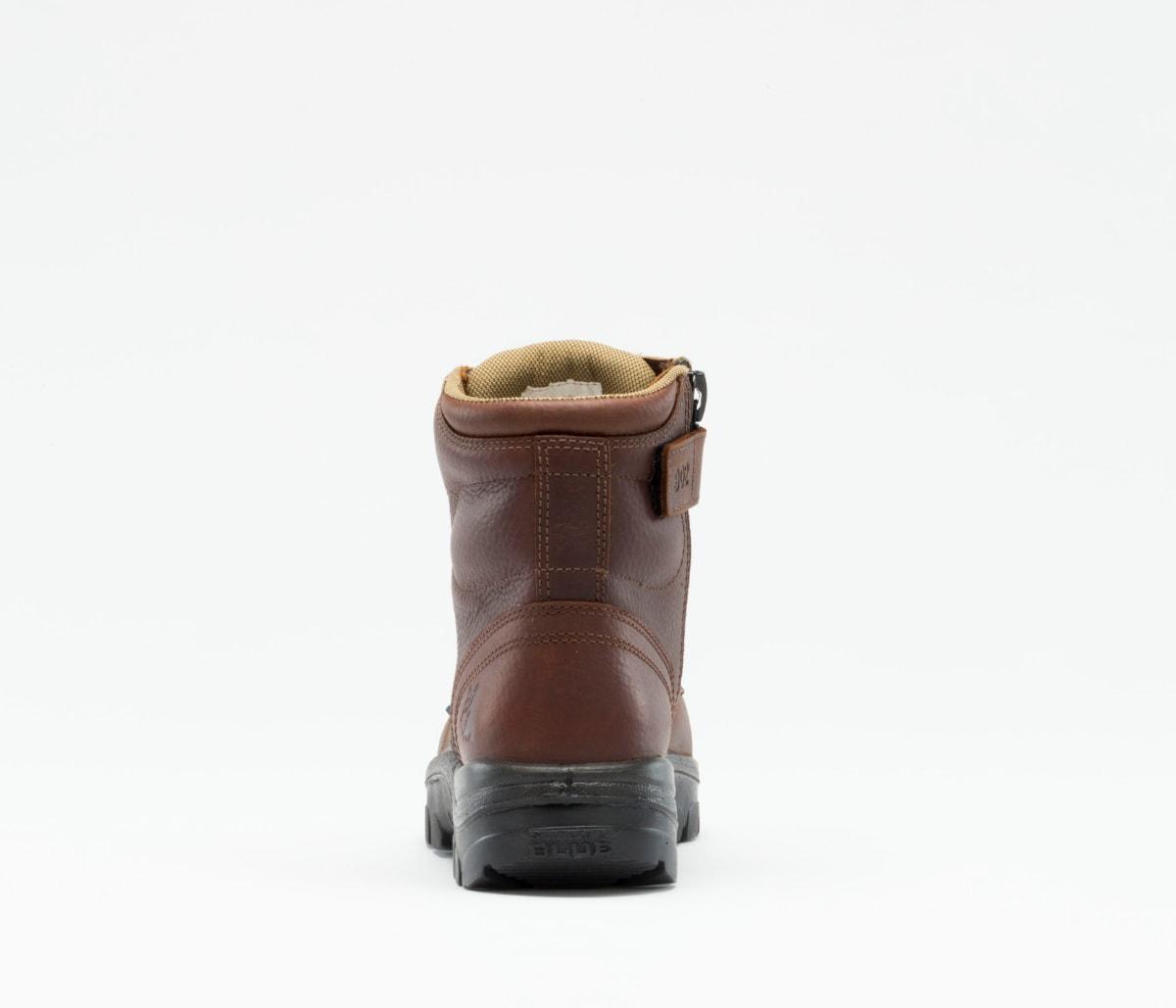 Argyle Zip: Met / PR Midsole / Bump Cap - Roble