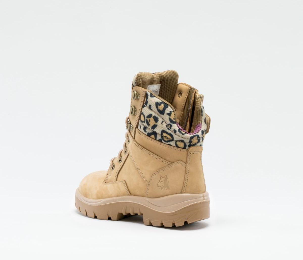 Southern Cross® Zip Ladies: Jungle Boot - Sand