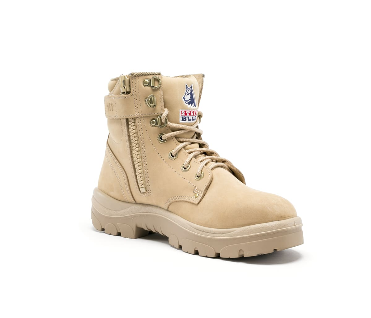 Argyle® Zip | Men's Steel Toe Cap