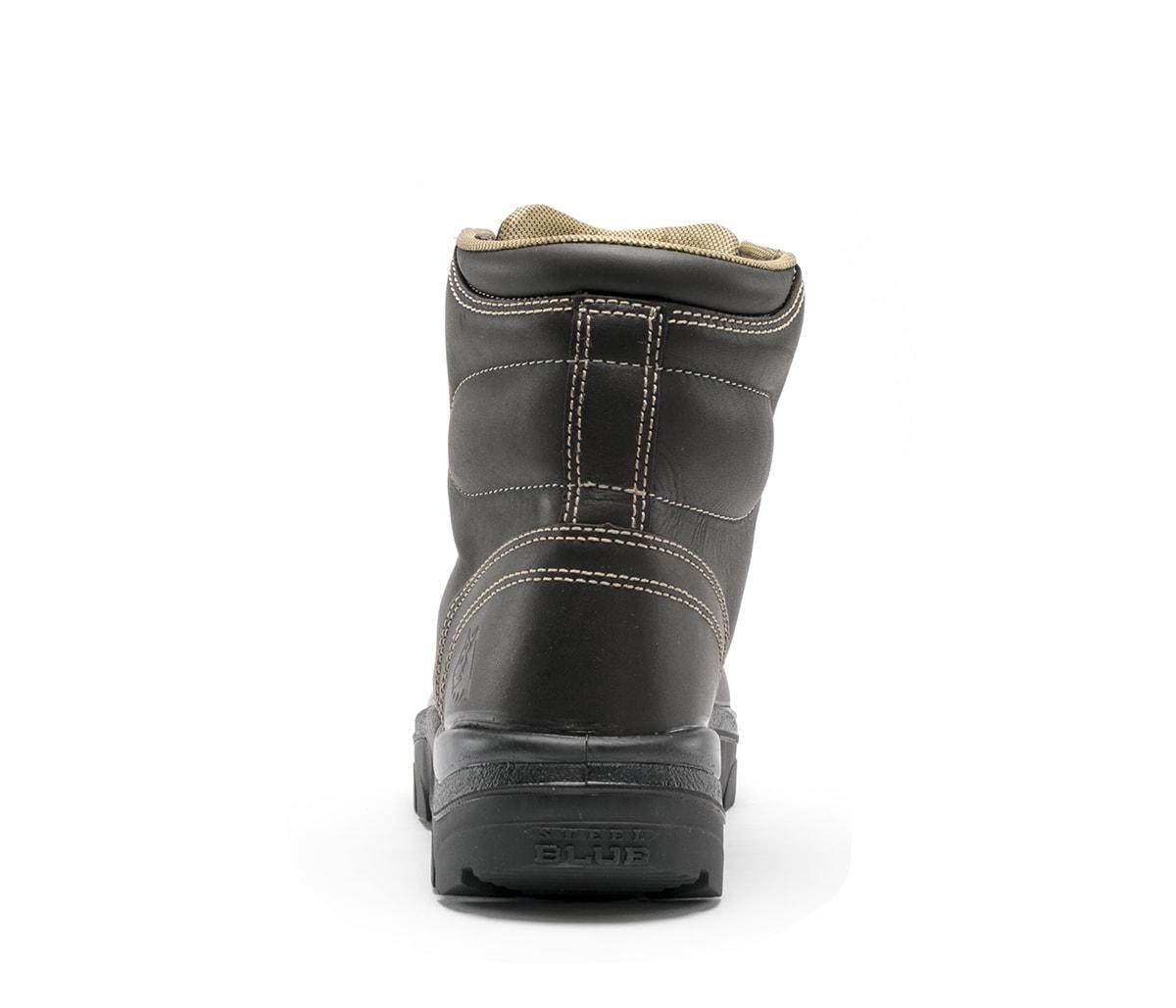 Argyle®: Nitrile/Bump Cap/PR Midsole - Whiskey
