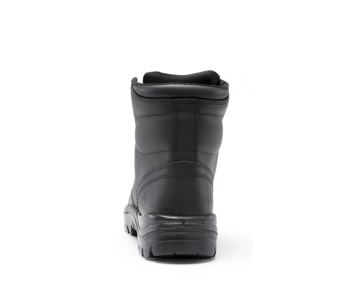 Argyle®: Nitrile/Bump Cap/PR Midsole - Black