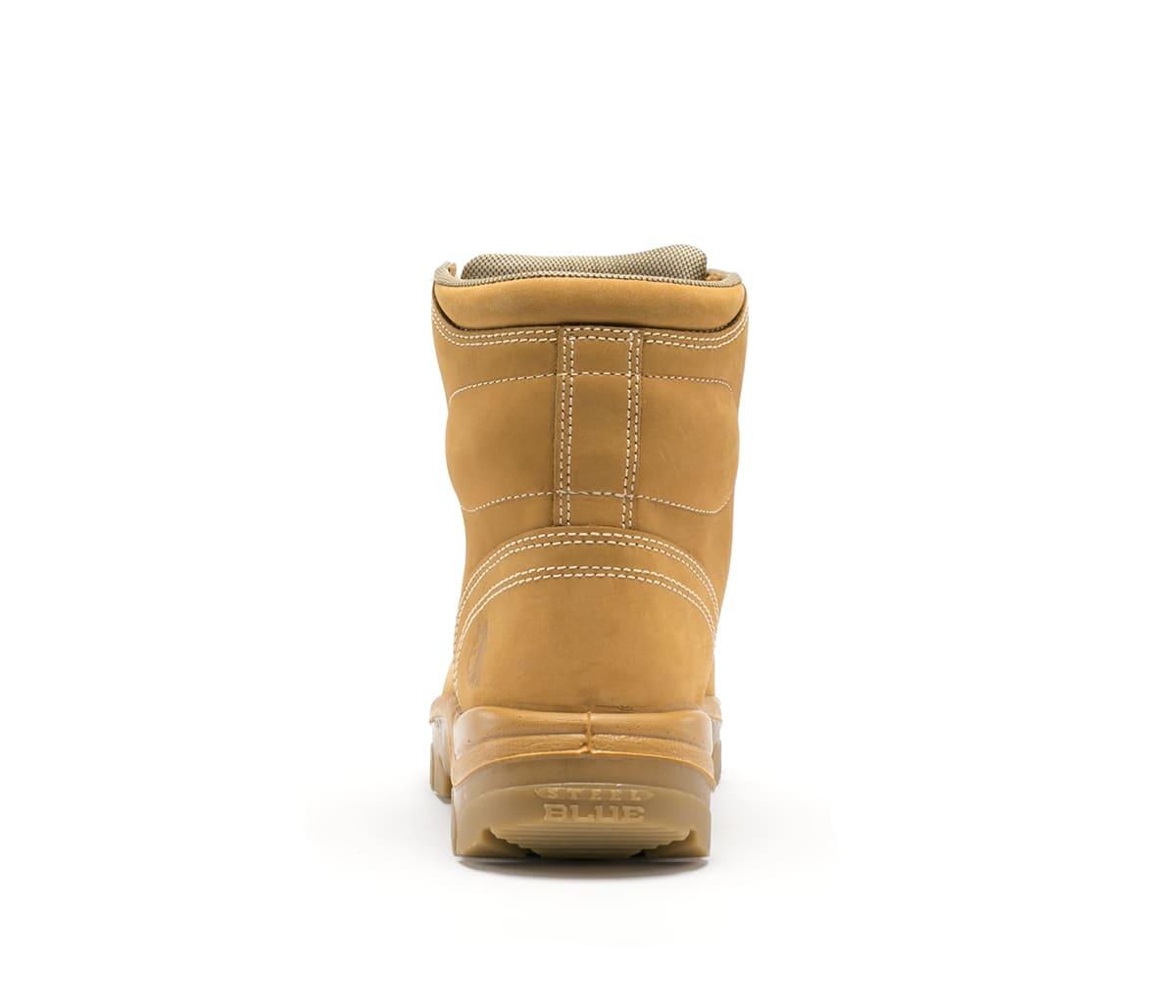 Argyle®: Nitrile/Bump Cap/PR Midsole - Wheat