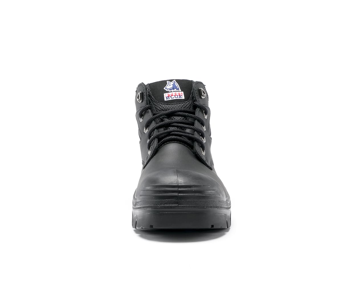 Whyalla: Nitrile/Bump Cap/PR Midsole - Black