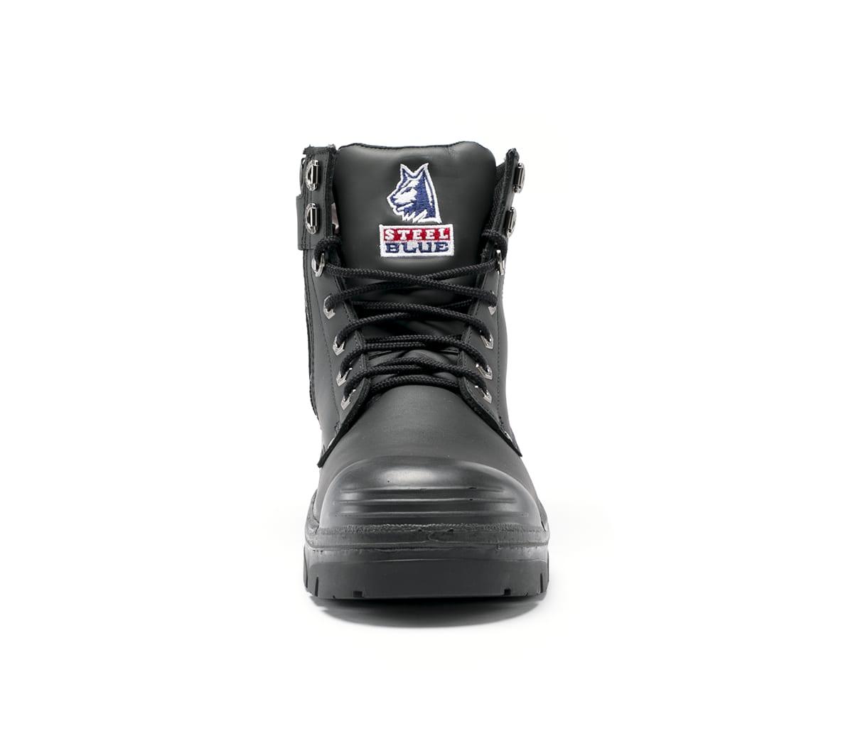 Argyle Zip: TPU/Bump Cap - Black