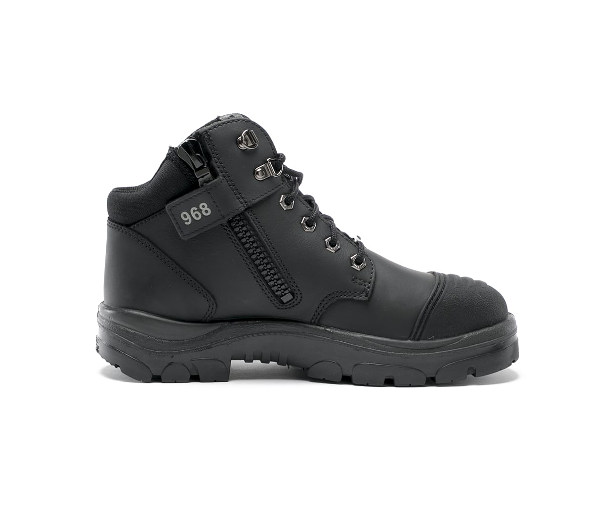 Parkes Zip - Black