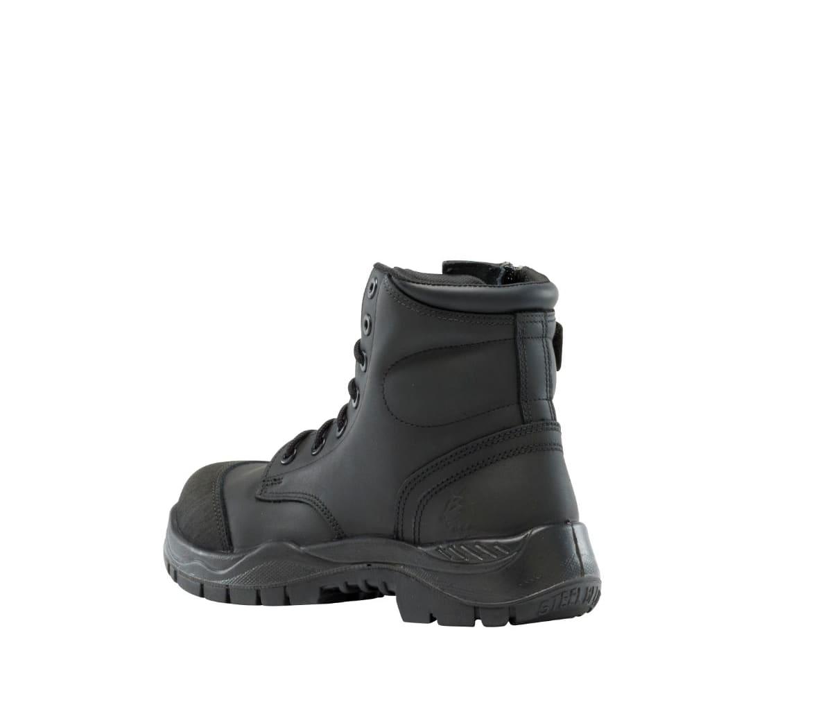 Argyle® Zip: Composite - Black