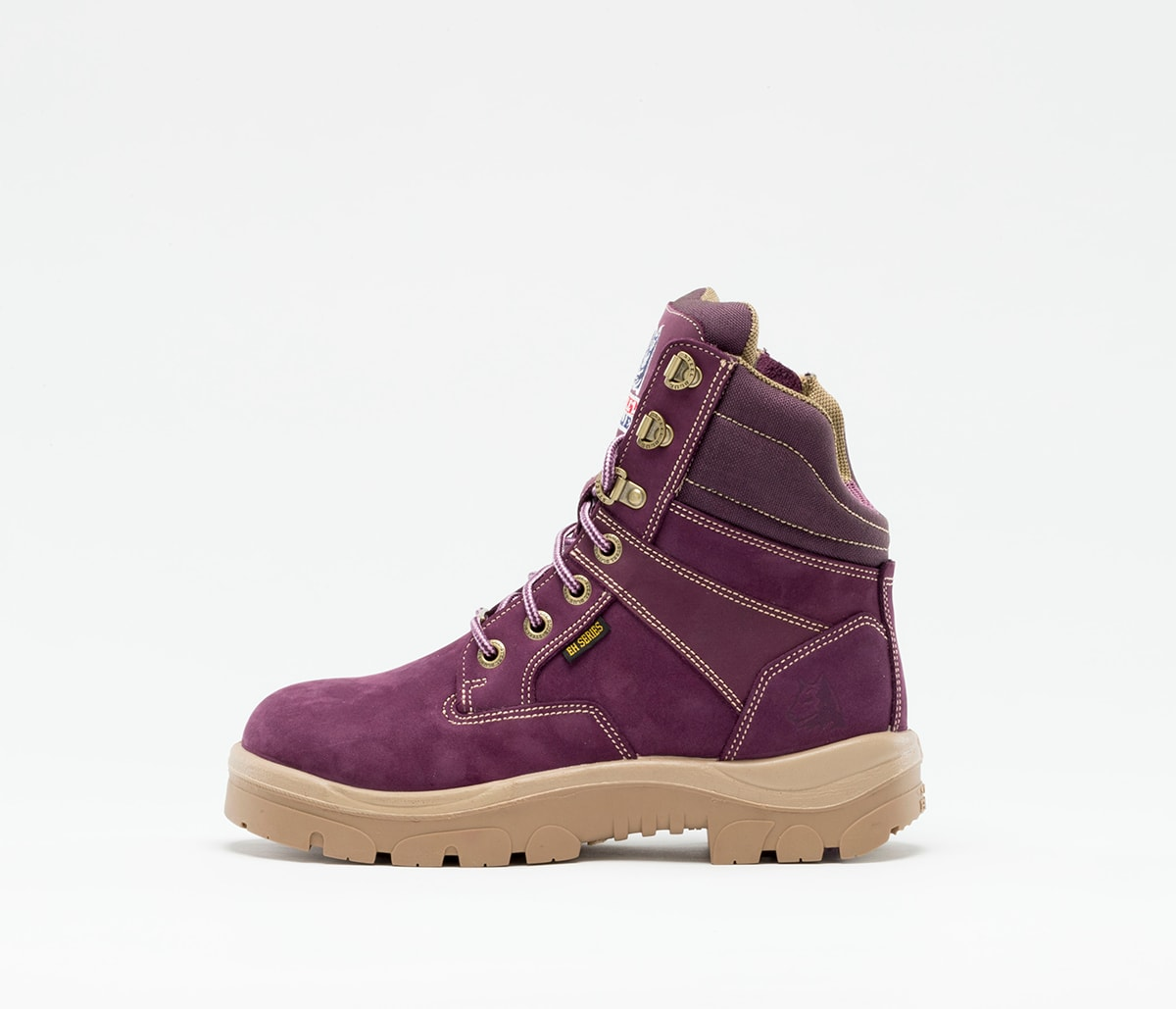 Southern Cross Zip Ladies: PR Midsole - Morado