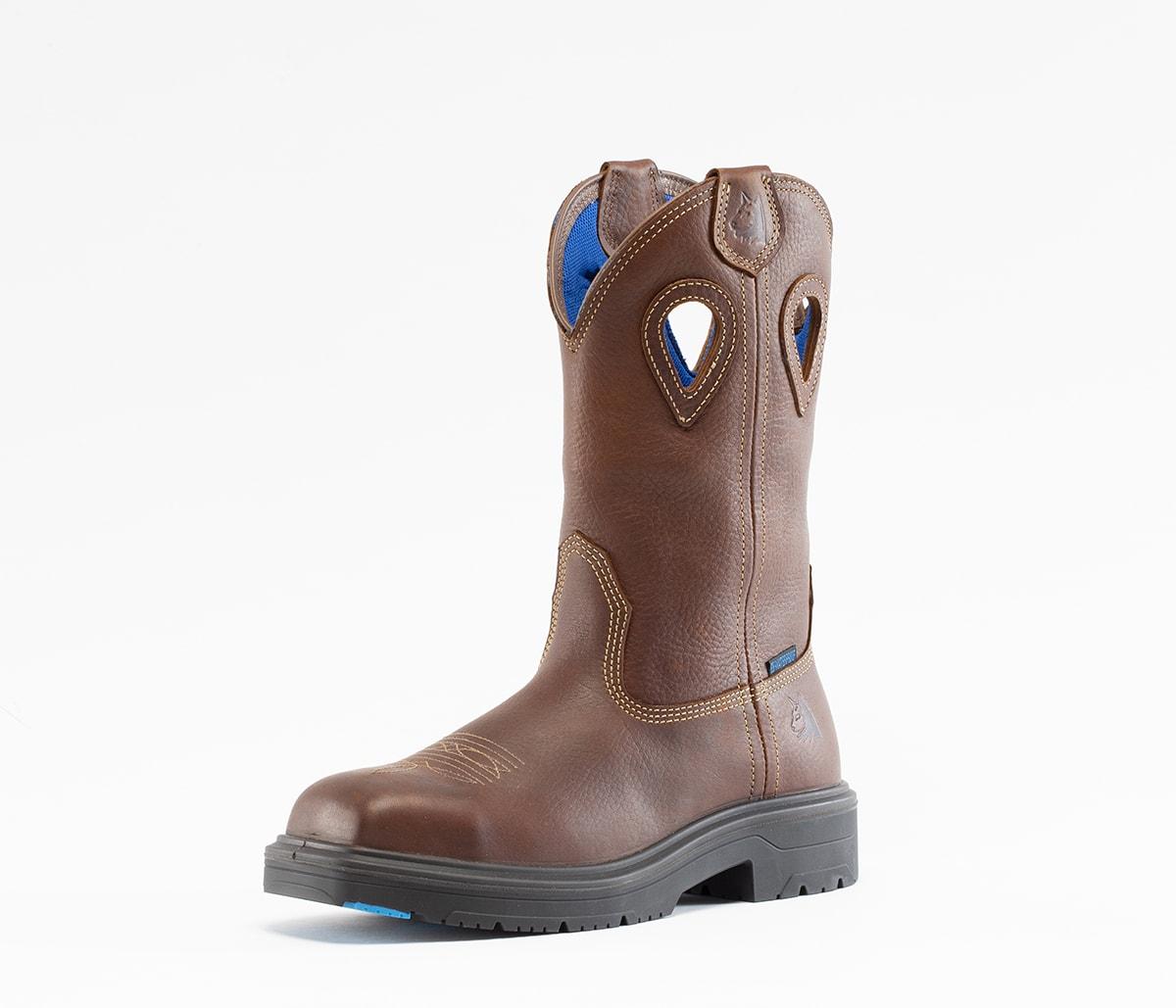 buy steel blue boots online