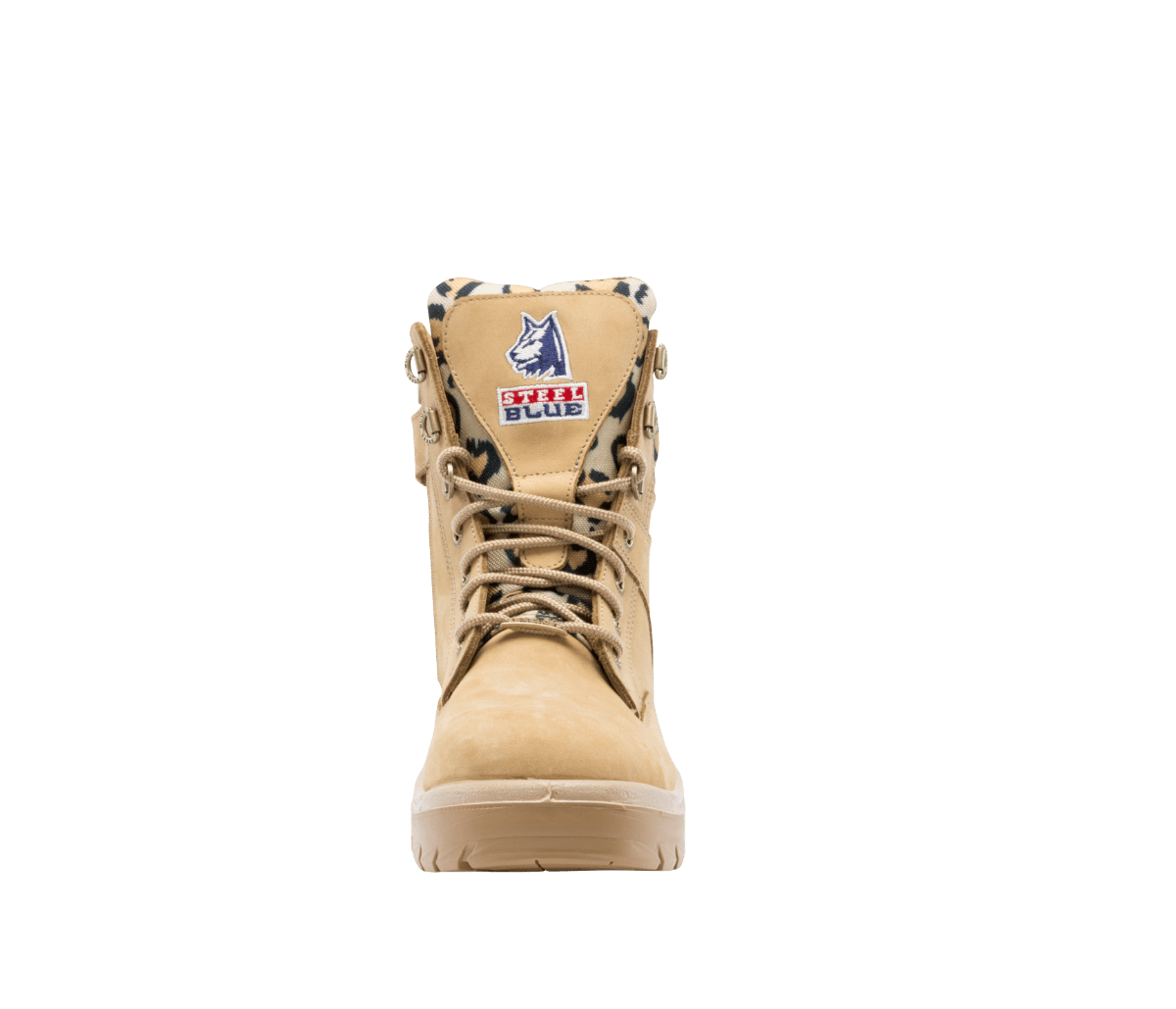 Southern Cross Zip Ladies: Jungle Boot - Sand